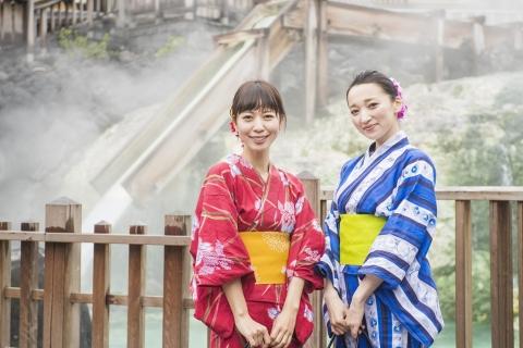 草津温泉のドレスコードは浴衣でしょ!浴衣de街歩き特典